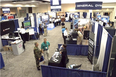 Center Hall Booths