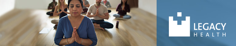 Yoga for Healing from Cancer (Meridian Park)