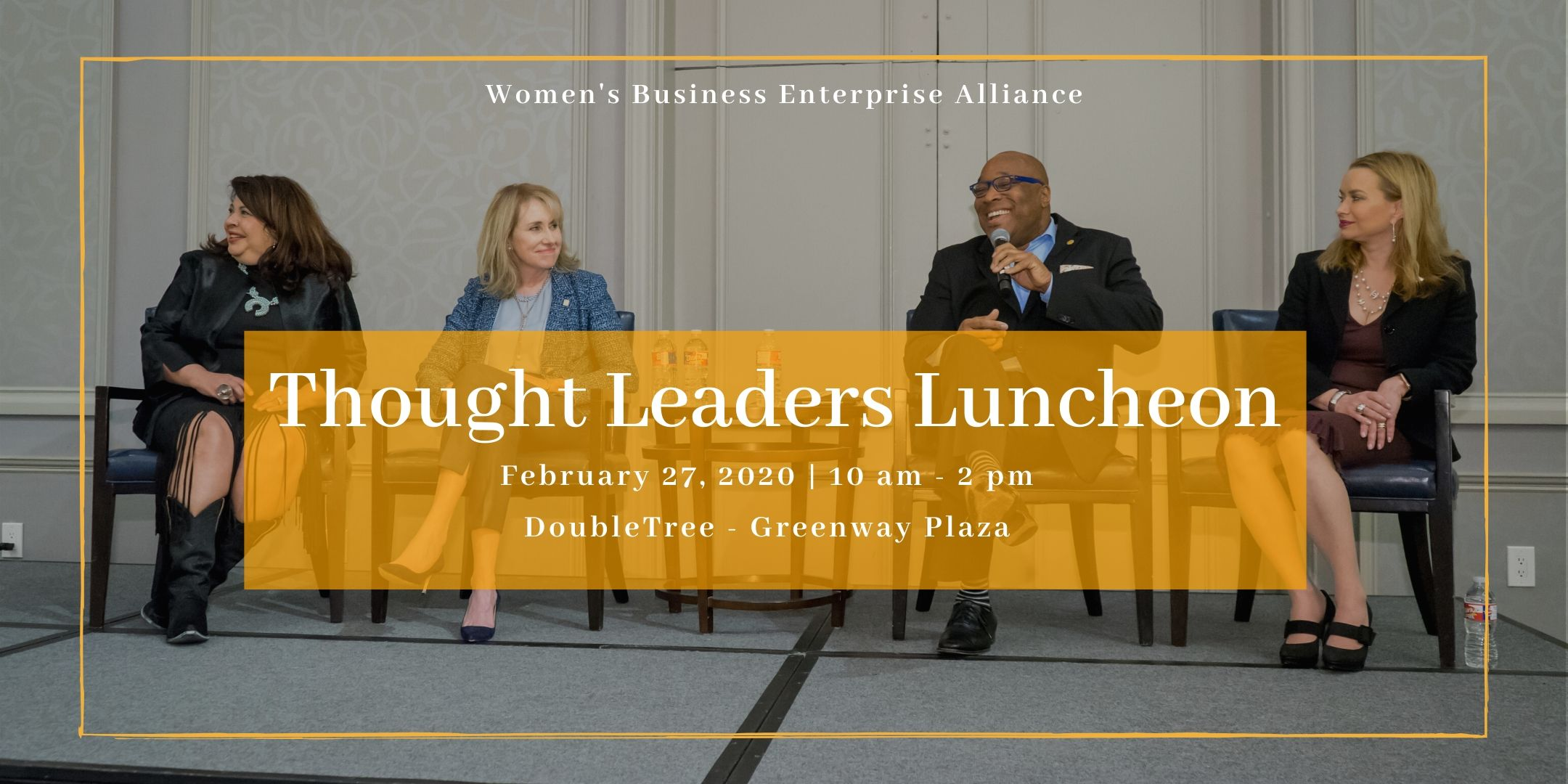 Thought Leaders Luncheon