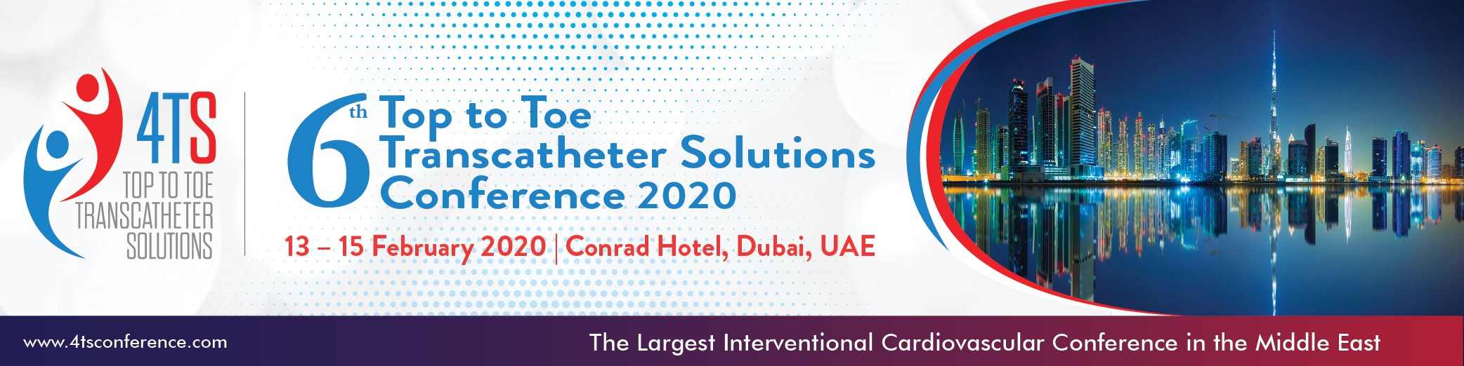 The 6th Top to Toe Transcatheter Solutions Conference 2020