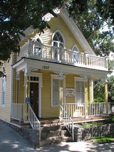 The Historic Foreman-Roberts House Museum