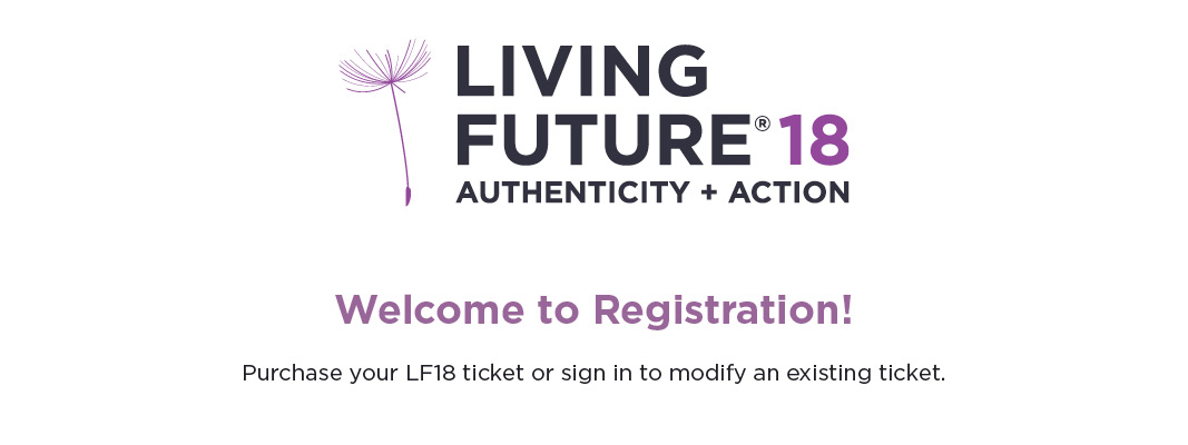 Living Future unConference 2018