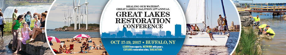 Healing Our Waters 13th Annual Great Lakes Restoration Conference