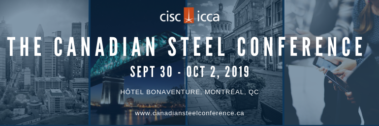 The Canadian Steel Conference 2019