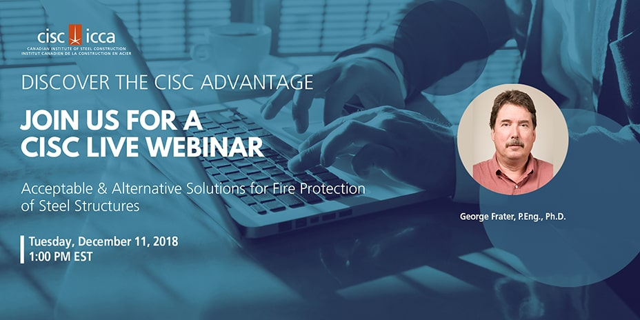 CISC Acceptable & Alternative Solutions for Fire Protection of Steel Structures