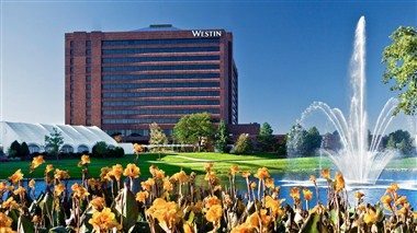 Westin Chicago Northwest in Itasca, Il