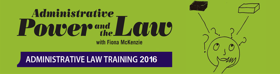 Administrative Law Training