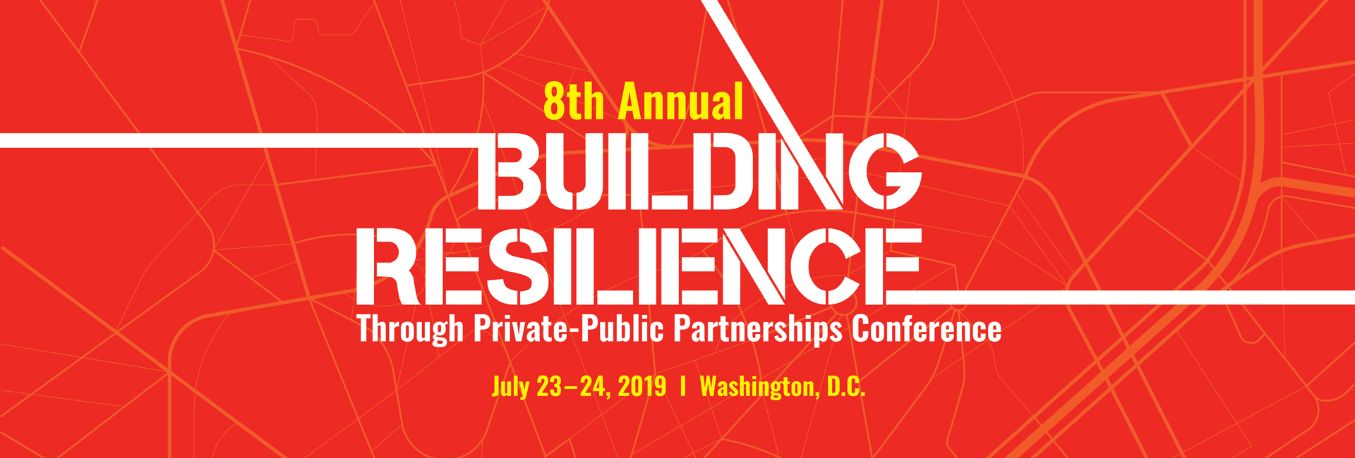 8th Annual Building Resilience through Private-Public Partnerships Conference