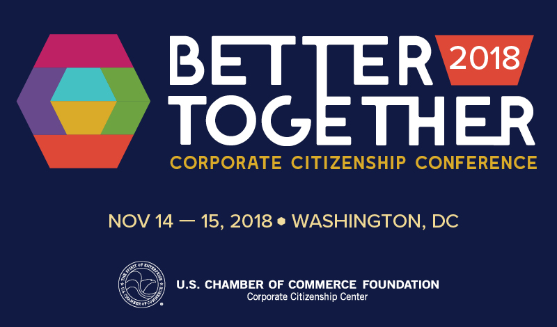 2018 Corporate Citizenship Conference