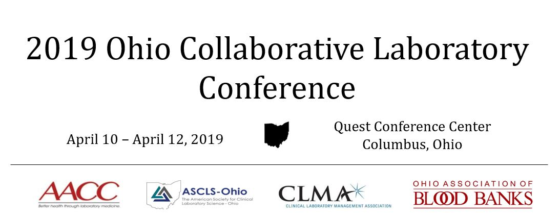 2019 Ohio Collaborative Laboratory Conference
