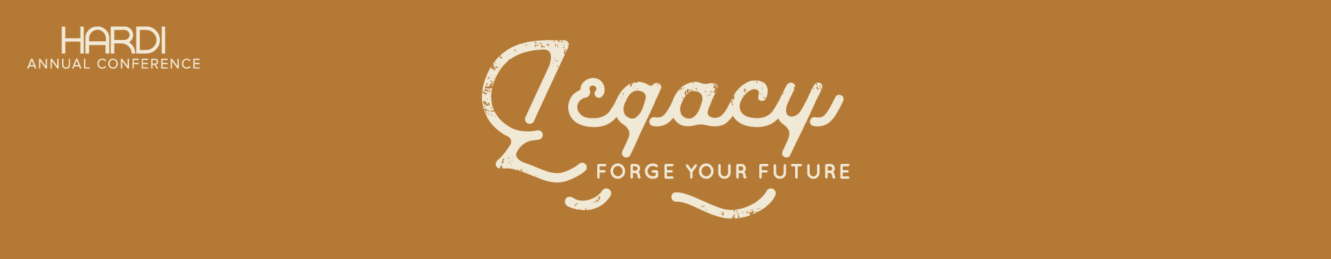 HARDI Annual Conference: Legacy 2018