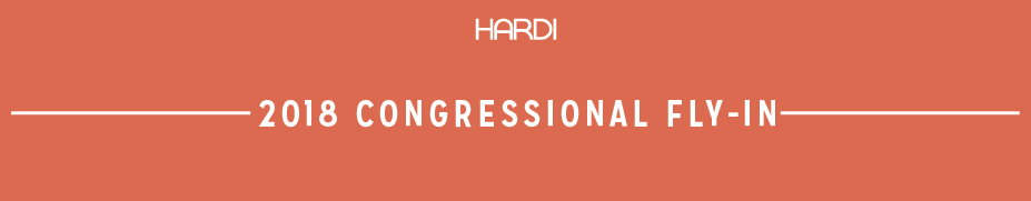 HARDI 2018 Congressional Fly-In