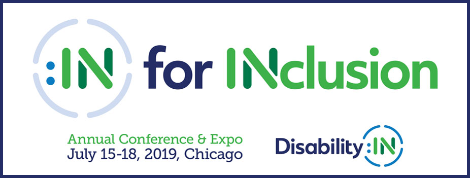 2019 Disability:IN Annual Conference & Expo
