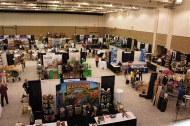 Exhibit Hall - Consumer Show