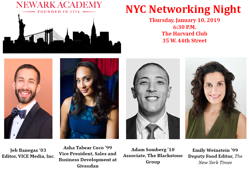 NYC Networking Night