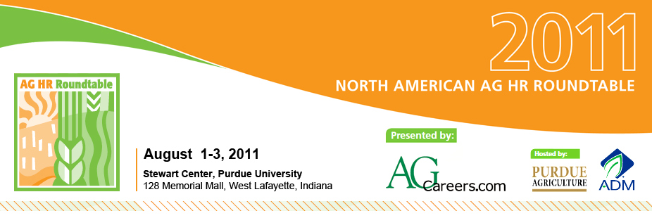 2011 North American Ag HR Roundtable