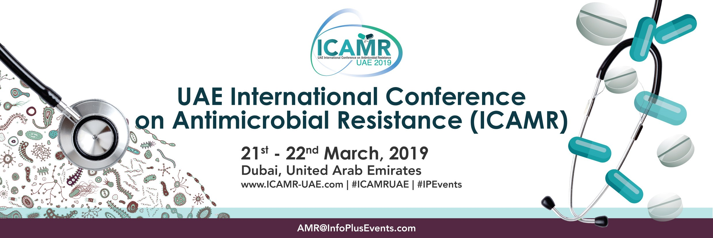 UAE International Conference on Antimicrobial Resistance (ICAMR) 21st & 22nd March,2019
