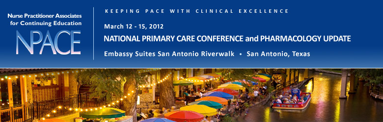 Primary Care Conference  & Pharmacology Update - San Antonio