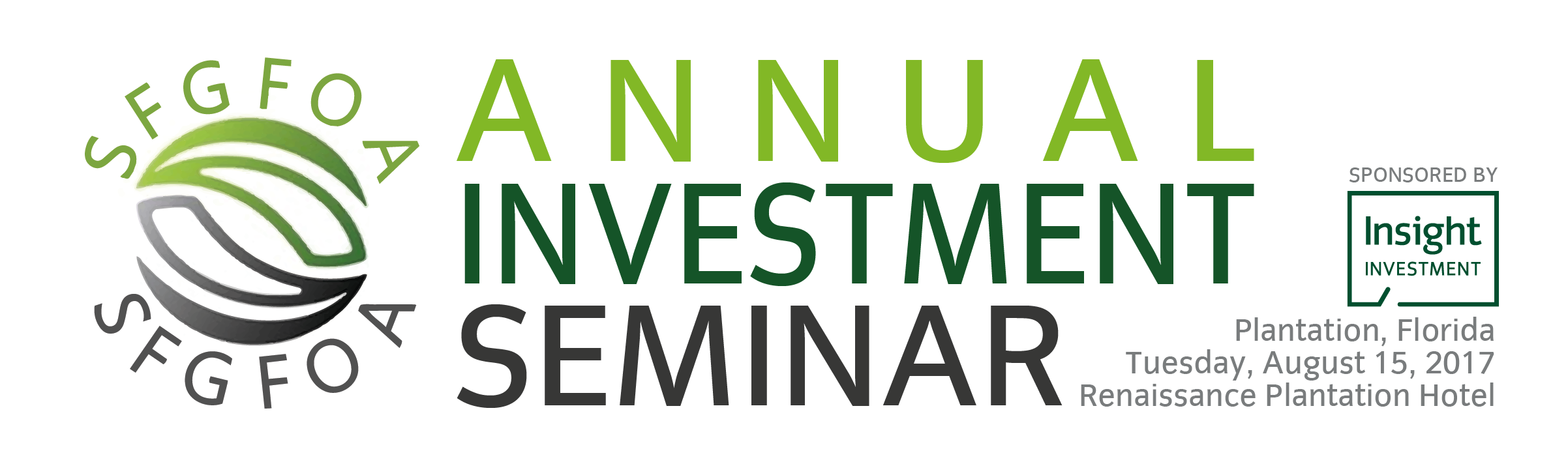 Annual Investment Seminar 2017-Email Banner Graphi