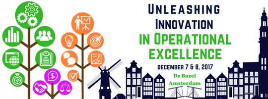 Small Banner Operational Excellence