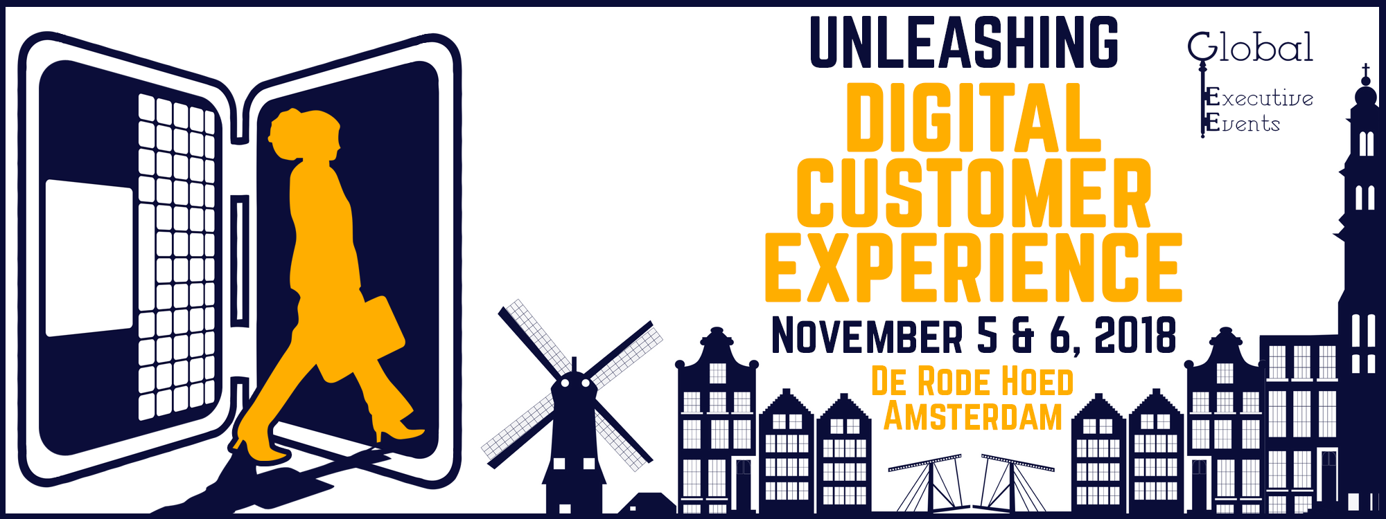 Unleashing Digital Customer Experience, November 2018