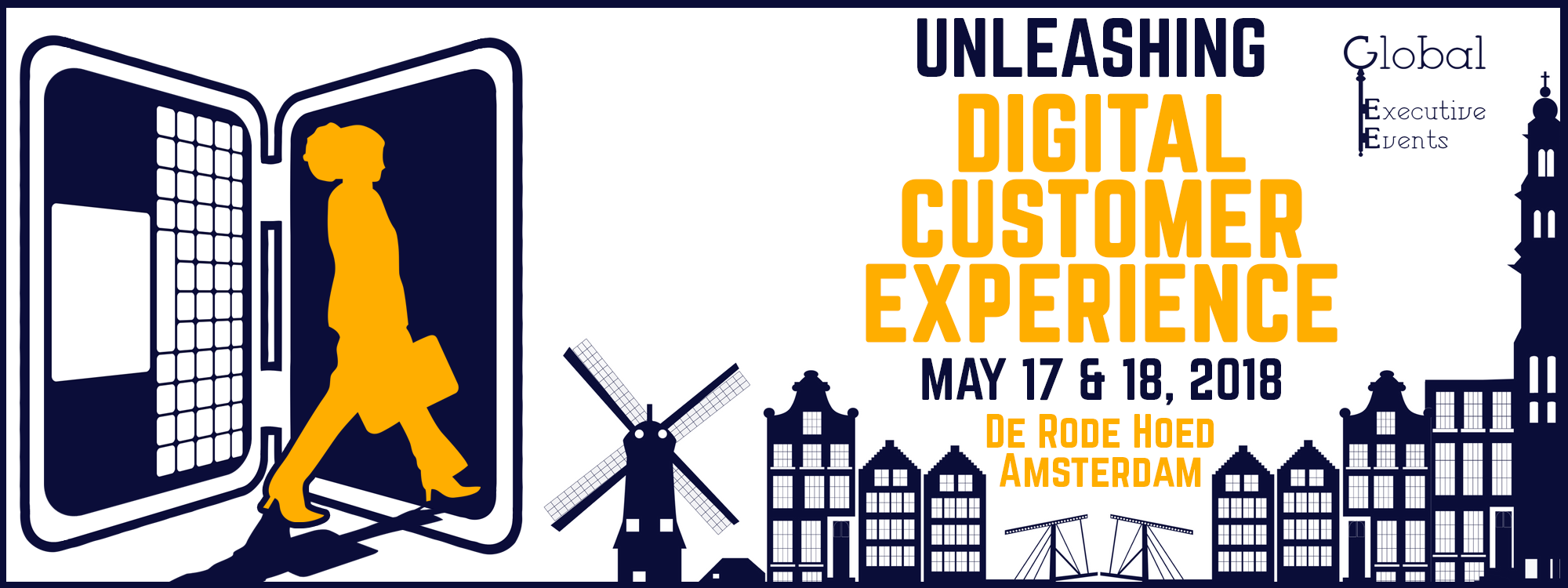 Unleashing Digital Customer Experience, May 2018