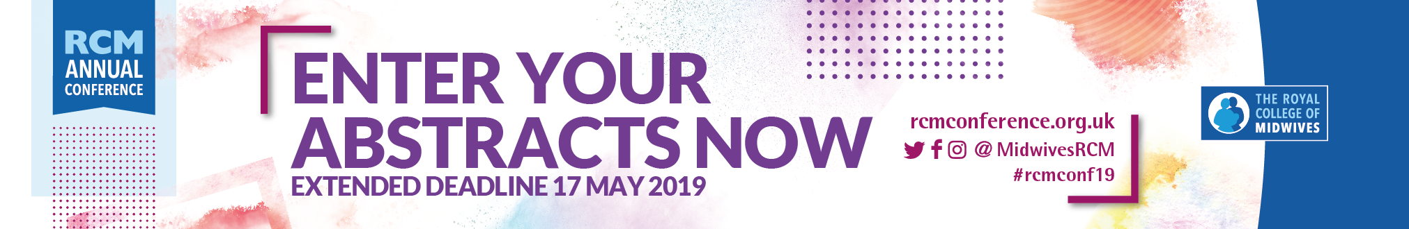 RCM Annual Conference 2019 - Abstracts entry process