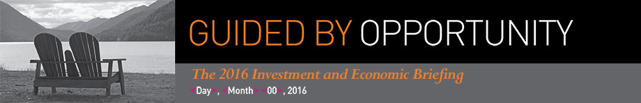 2016 PNC Wealth Management Investment Briefing Template