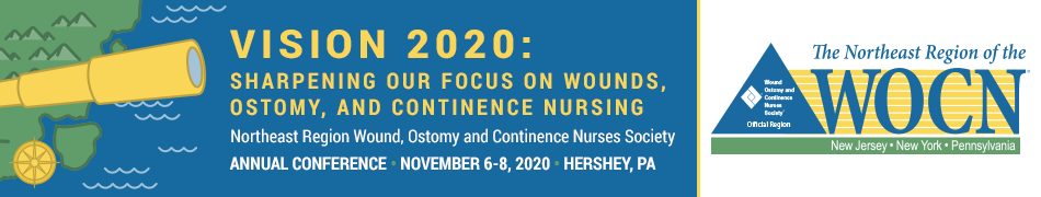 Northeast Region Wound, Ostomy and Continence Nurses Society 2020 Annual Conference