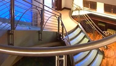 Bruce Martin Staircase