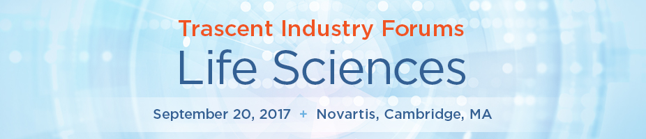 Trascent Industry Forums-Life Sciences