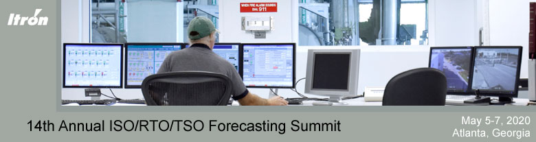 14th Annual ISO/RTO/TSO Forecasting Summit