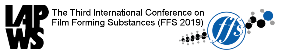 The Third International Conference on Film Forming Substances (FFS2019)