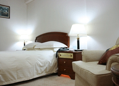 Deluxe Room (West Wing)