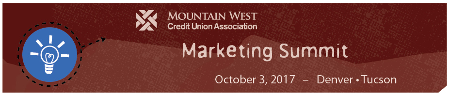 Marketing Summit: October 3, 2017