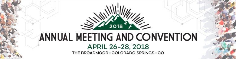 2018 Mountain West Annual Meeting & Convention: Exhibit Hall / Sponsorships