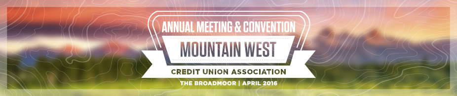 Mountain West 2016 Annual Meeting & Convention