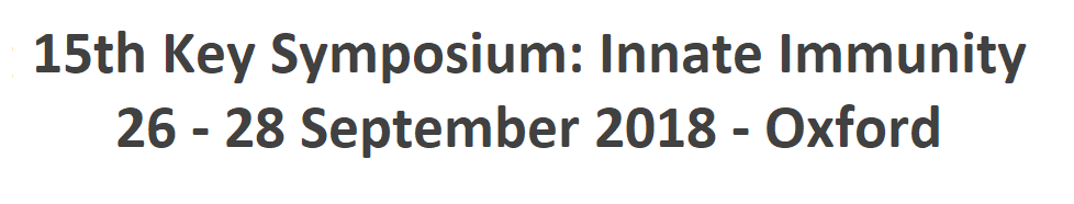Key Symposium on Innate Immunity