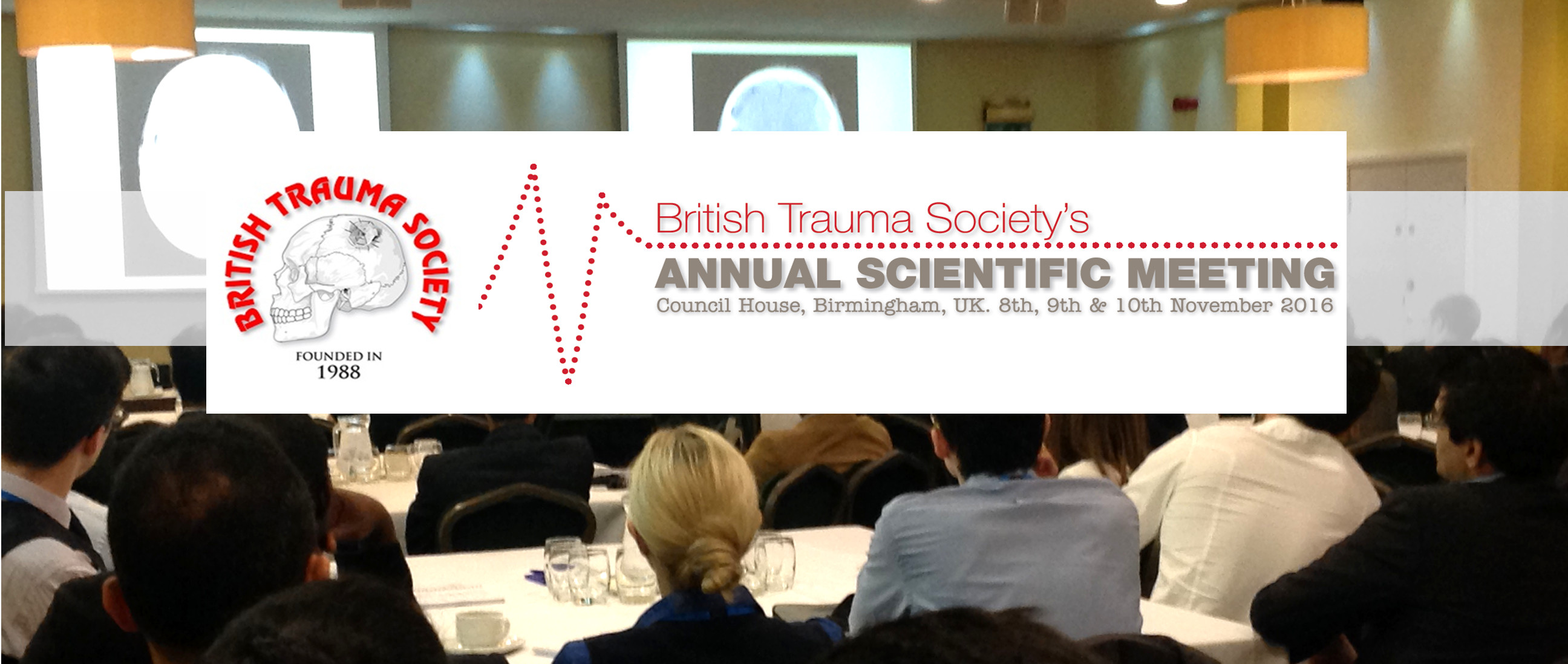 British Trauma Society Annual Meeting 2016