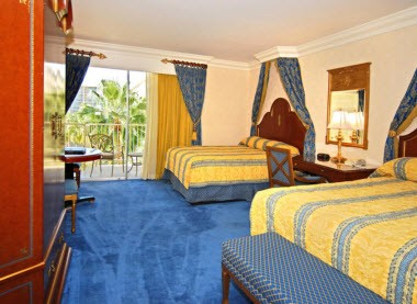Royal Palm Guest Room