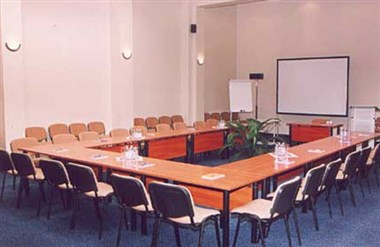 Grand conference hall