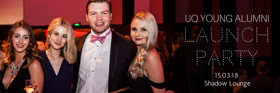 UQ Young Alumni Launch Party 2018