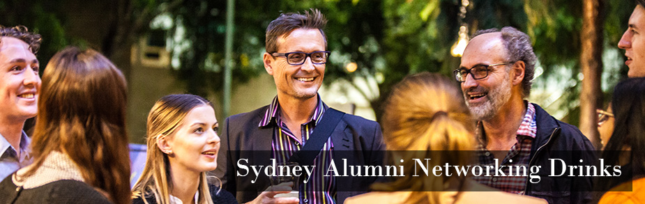 Sydney Alumni Networking Drinks