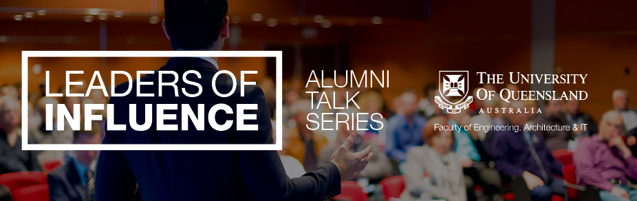 UQ EAIT 'Leaders of Influence' Series with Collette Munro, AECOM