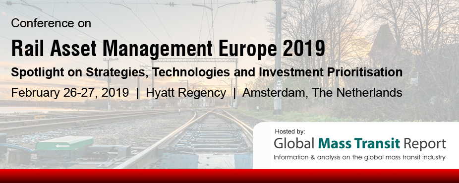 Rail Asset Management Europe 2019
