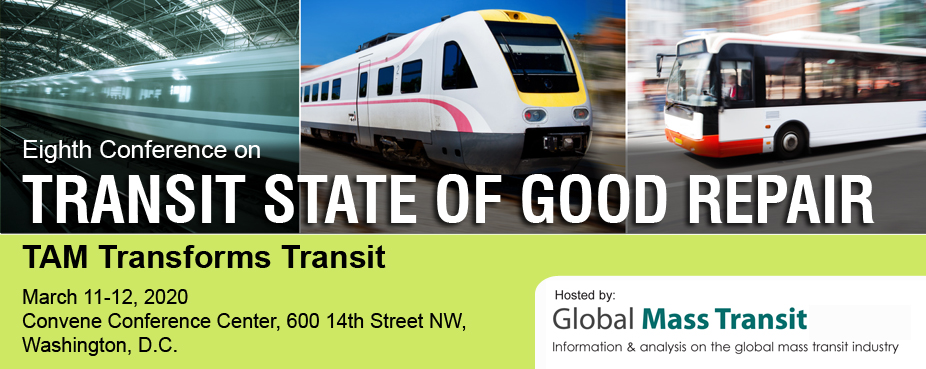 "Eighth Conference on ""Transit State of Good Repair"""