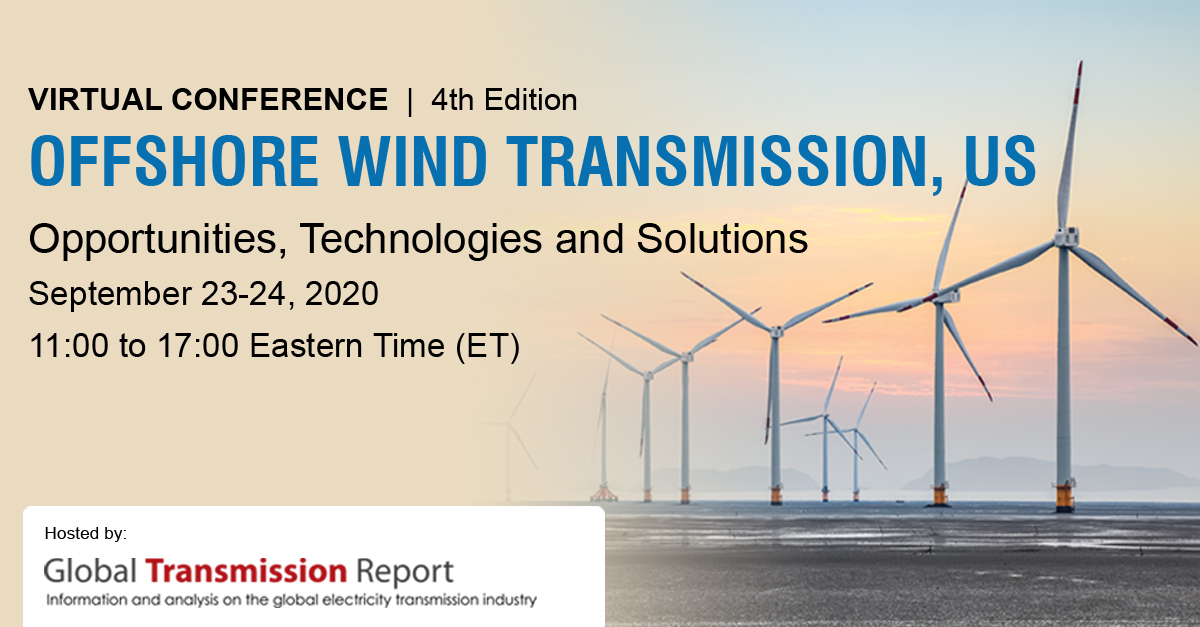 4th Conference on  Offshore Wind Transmission, US