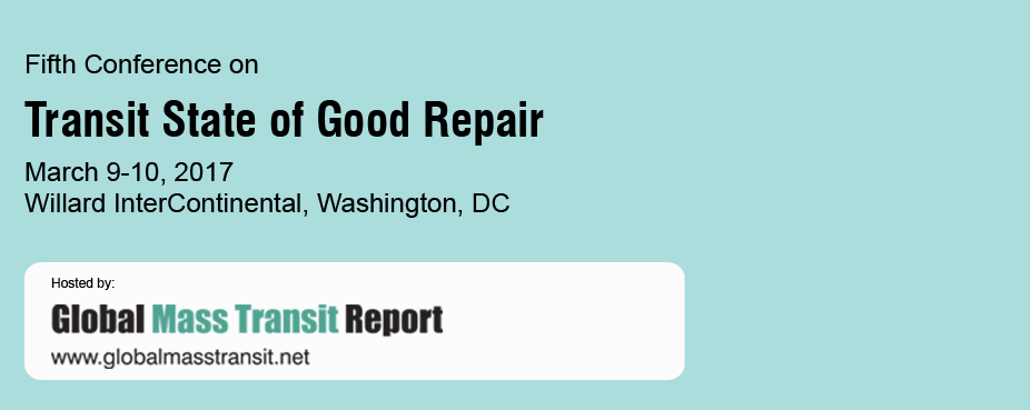 "Fifth Conference on ""Transit State of Good Repair"""