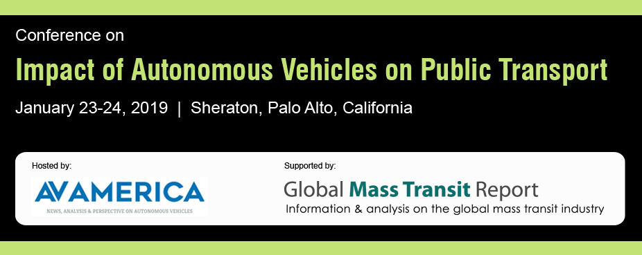 Impact of Autonomous Vehicles on Public Transport