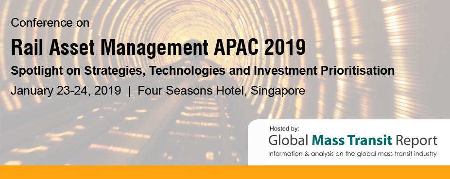Rail Asset Management APAC 2019